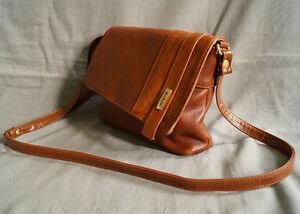Damentasche-Schultertasche-Shopper-Bag-Braun-von-C-O
