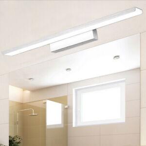 LUCE LED FIXTURE muro bagno Vanity Specchio Lampada Frontale SMD spazzolato salotto