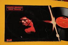 JAMES BROWN LP HOT PANTS 1°ST ORIG ITALY 1971 EX TOP TOP RARE FUNKY SOUL