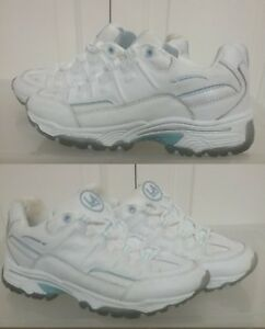 Shoes Athletic White leather Lace Up