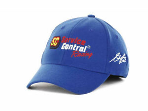 Indycar-Racing-Series-IZOD-Service-Central-38-Graham-Rahal-Stretch-Fit-Cap-Hat