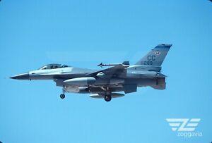 Original-slide-86-289-Lockheed-F-16-U-S-Air-Force-USAF-1998