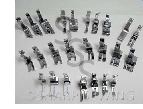 25 Presser Foot Juki TL-2000QI,TL-2010Q,TL-2200QVP MINI,TL-98E,TL-98QE,TL-98Q