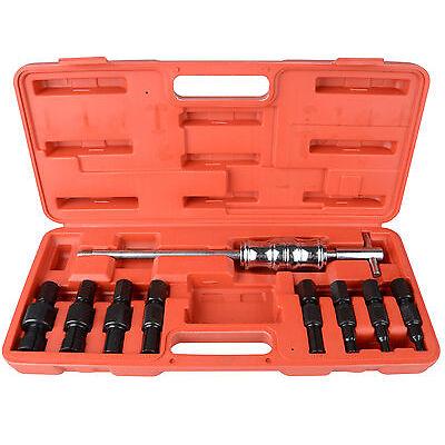 Inner Bearing Puller Set Remover Slide Hammer Internal Kit 8-32mm 9pc Blind Hole