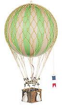 "Vintage Steampunk 10/"" Hot Air Ballon Hanging With Gondola Assembled"