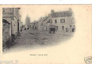 77-cpa-MORMANT-Rue-de-Paris