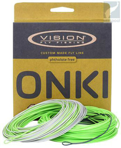 VISION ONKI FLOATING FLY FISHING LINE NEW for 020