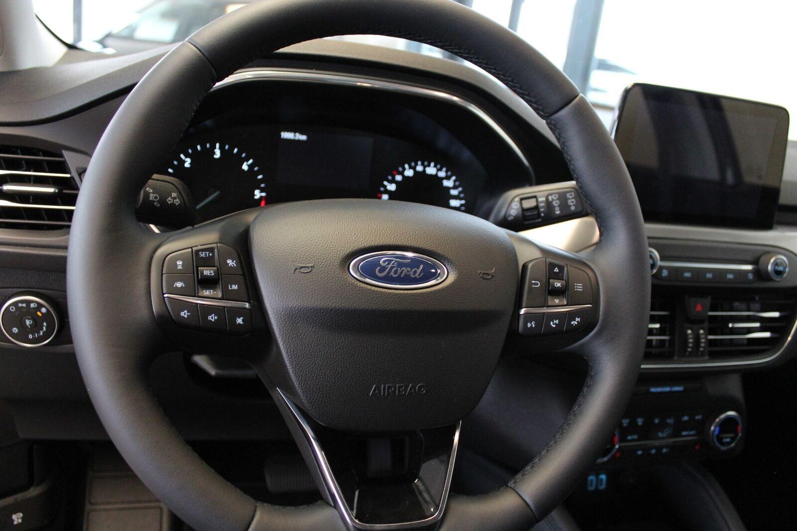 Ford Focus 1,5 EcoBlue Titanium aut. - billede 6