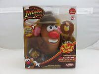 Mr. Potato Head Indiana Jones Taters Of The Lost Ark Playskool Sealed 2008