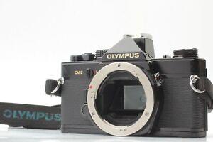 Exc-5-Olympus-OM-2n-Black-35mm-SLR-Film-Camera-Body-Shoe-4-from-Japan