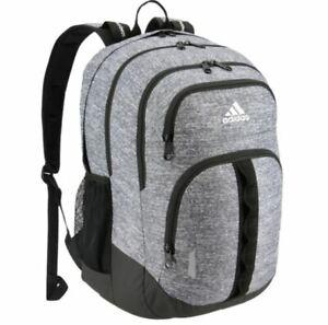 NEW NWT Adidas Prime V Backpack Brasilia Prime Student Onix Jersey ...