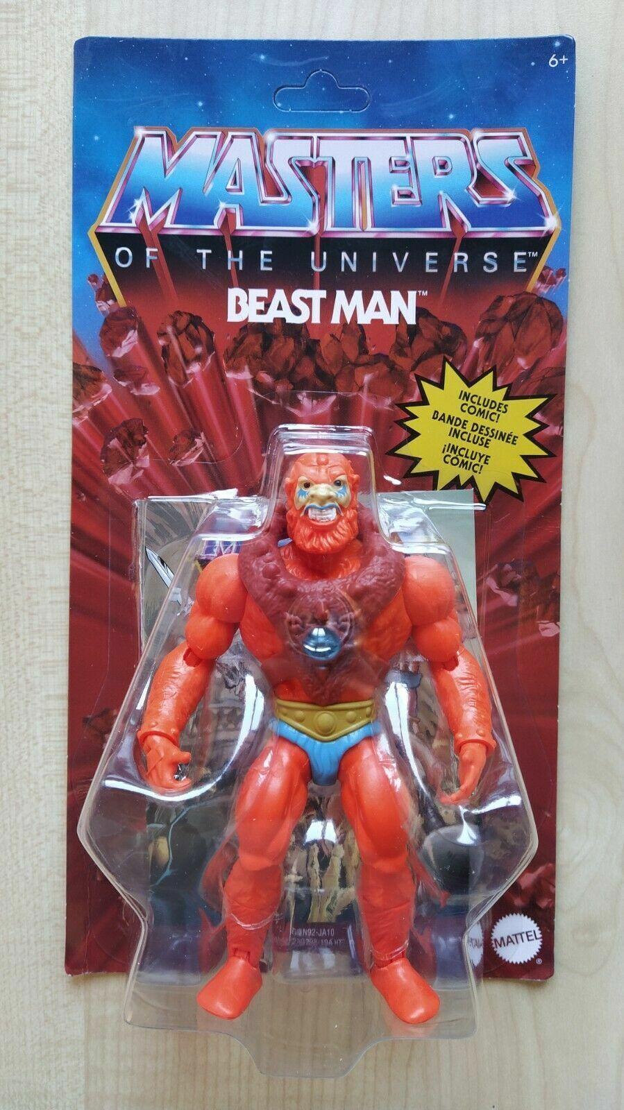 HE-MAN E I DOMINATORI DELL/'UNIVERSO vintage uomo a braccia Action Figure.