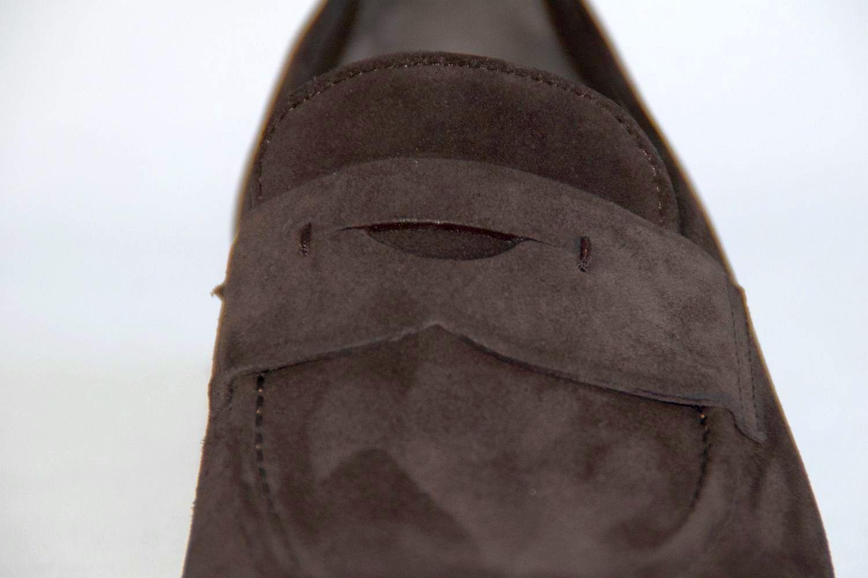 HUGO BOSS PENNYLOAFER, Gr. 43 / / / UK 9 / US 10,   , Made in  c4ed75