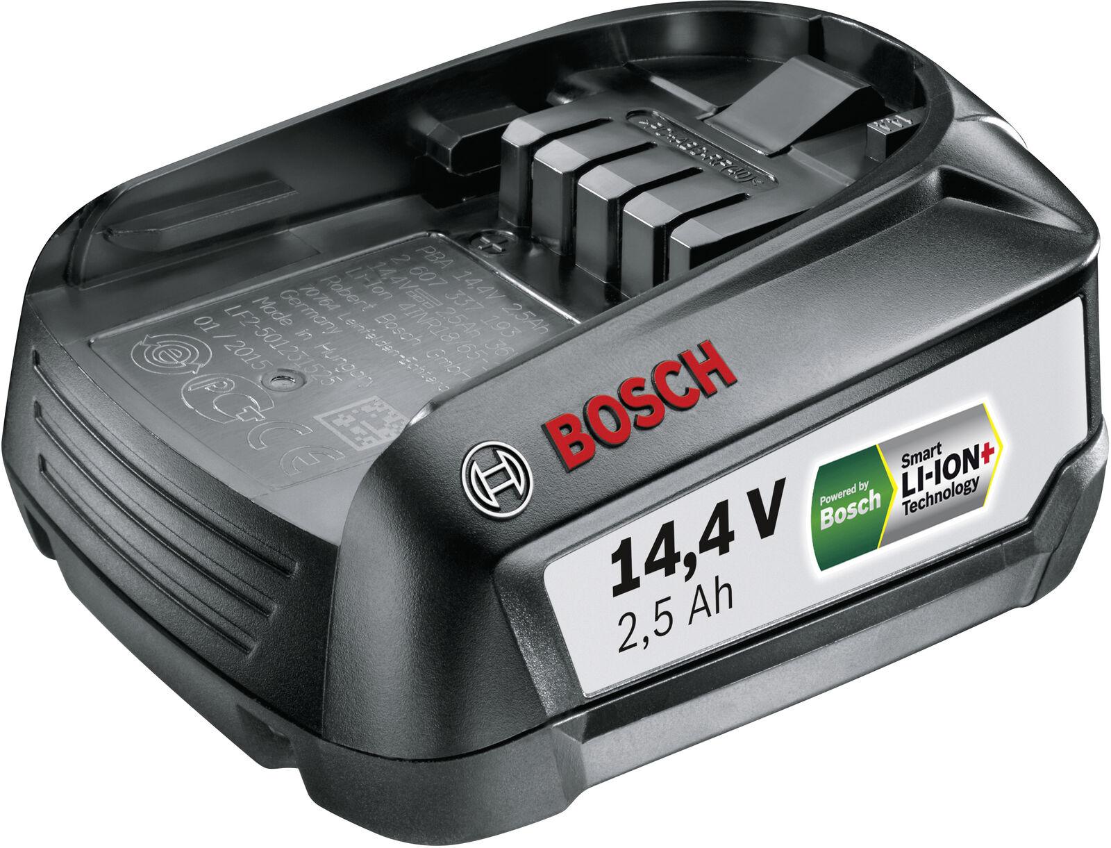 Bosch Ersatz-Akku  - PBA 14,4 V LI-Ion 2,5 Ah
