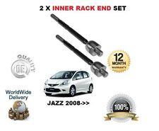 Para Honda Jazz 1,2 1,3 HYB 1.4 2008 - > 2x interior Rack tie Rod Ends 53010-tf0-003