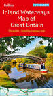 Collins Nicholson Inland Waterways Map Of Great Britain [New Edition] by Collins Maps (Undefined, 2016)