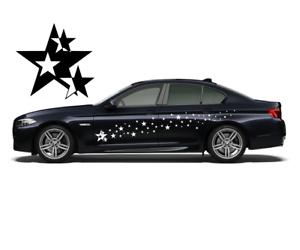 114 Sterne Aufkleber Auto Car 1 Farbig Fun Styling Sticker