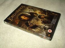 DVD Movie The Lord Of The Rings: The Return of The King 2 Disc edition