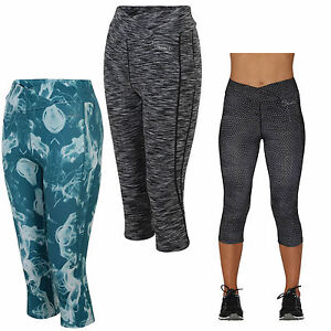 Dare 2b Articulate 3//4 Leggings Women/'s Running Yoga Gym Workout Sport DWJ355