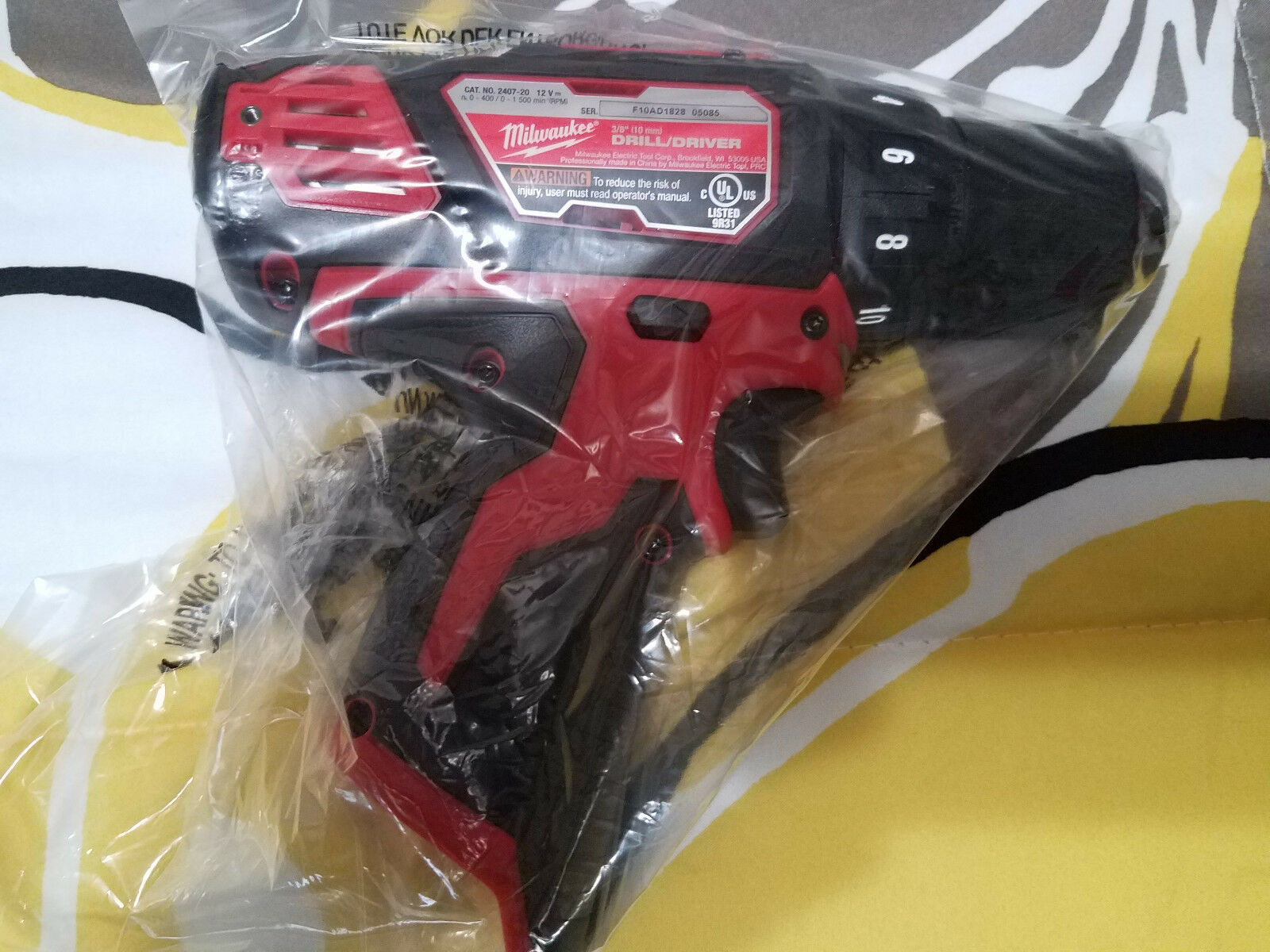 Milwaukee Cordless Drill M12 3 8 Completely NEW no box