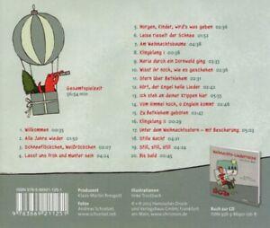 ATHESINUS-CONSORT-BERLIN-amp-KINDERSTIMMEN-WEIHNACHTS-LIEDERREISE-CD-NEU