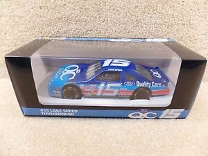 New-1994-Revell-1-24-Diecast-NASCAR-Lake-Speed-Quality-Care-Ford-Thunderbird-15