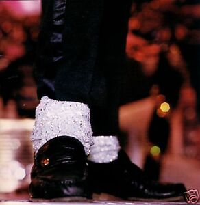 fashion ce8fc ace3d Image is loading Michael-Jackson-Billie-Jean-Dance- ... 4231d26dd