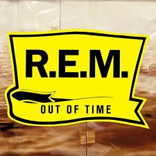 Rem 2017 25th Anniv out of Time Blu Ray & 3 CD BOXSET
