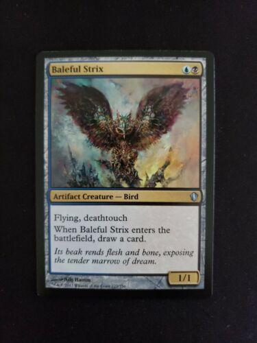 Baleful Strix x1 Commander 2013 NM mtg English unplayed