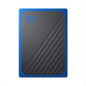 WD 1TB My Passport Go SSD Cobalto Portatile Esterno Conservazione, USB 3.0 Da