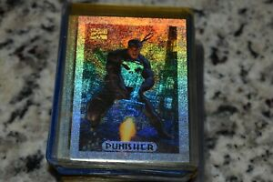 1994-Marvel-Masterpieces-Limited-Edition-Holofoil-6-Punisher