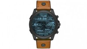 3a472ca9e8e Image is loading Diesel-On-Full-Guard-Touchscreen-Smart-Watch-Black-