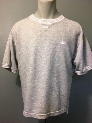 Sponsored(eBay) USA Made Mens VTG 80s90s Nike Gray Tag Poly