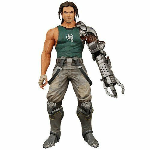 "1 of 1 - Nathan Spencer 4"" Figure - Bionic Commando Figure (New)"