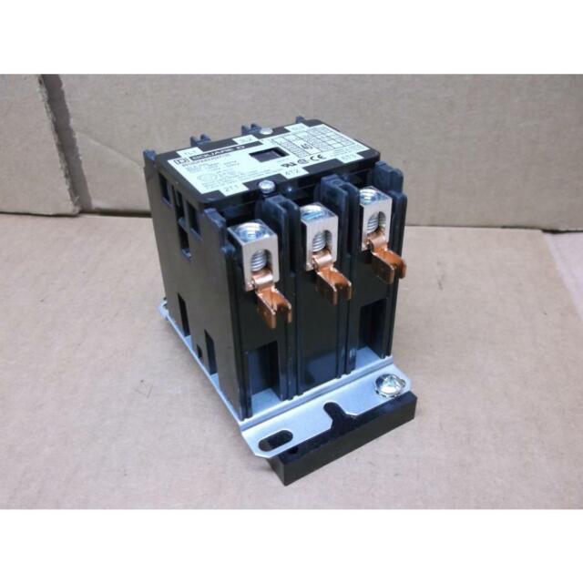 8910DPA53 208-240 Volt Coil Square D Definite purpose contactor Cat
