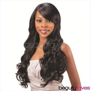 Lace Swept Side Bang By Shake N Go Freetress Equal Clip In Extension