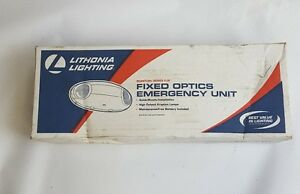 NEW LITHONIA LIGHTING ELM2 EMERGENCY LIGHTS AIMABLE