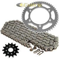 Drive Chain & Sprockets Kit Fits Yamaha Wr250f Wr400f Wr426f Wr450f