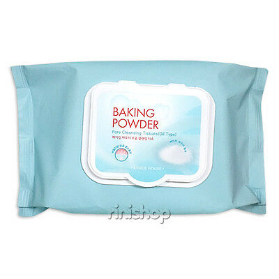 [ETUDE HOUSE] Baking Powder Pore Cleansing Tissue 30EA Rinishop