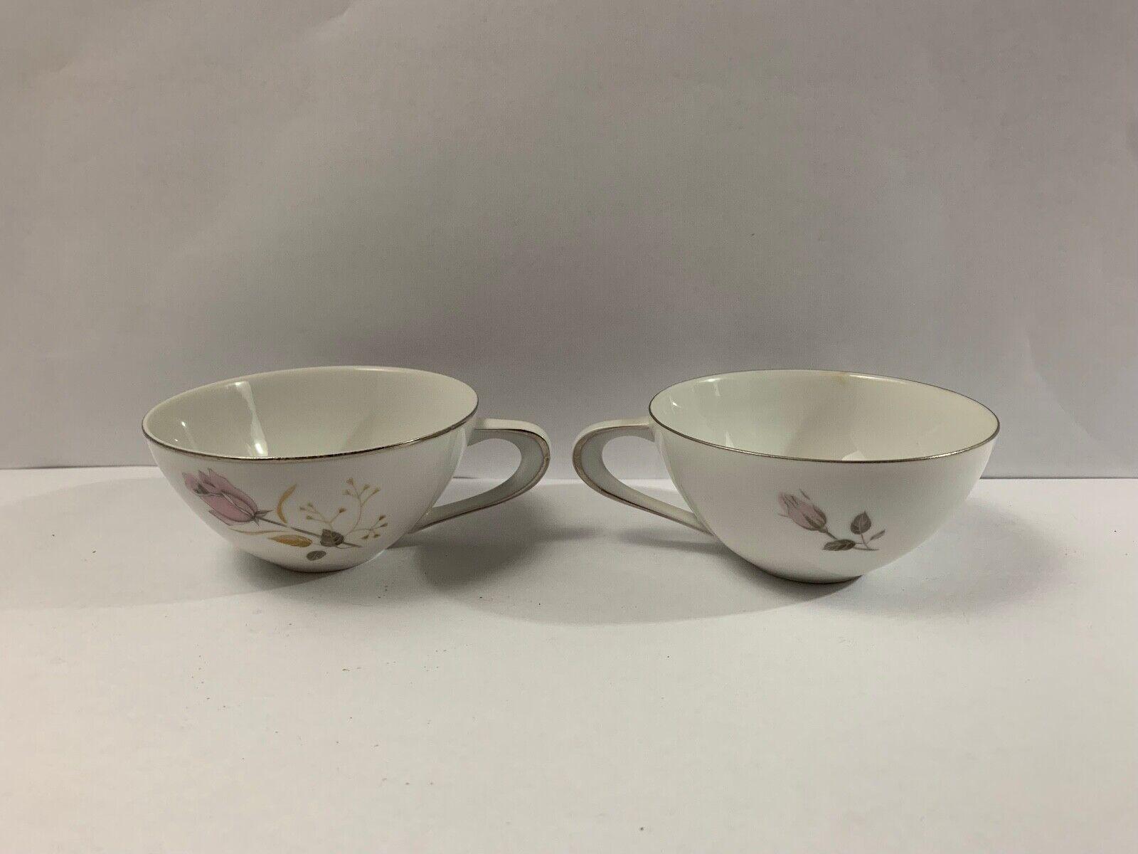 "Tea // Coffee Cup 4 1//4/"" Dia. ALSACE #3649 Sango Porcelain China Japan"