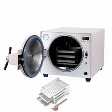 Dental 18l Medical Autoclave Vacuum Steam Sterilizer Disinfection Cabine Lk D14