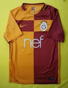 4.3 5 Galatasaray jersey small 2017 2018 home shirt 847279-869 ... 1b29cdfd0