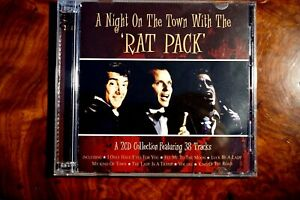 A-Night-On-The-Town-With-The-Rat-Pack-CD-VG