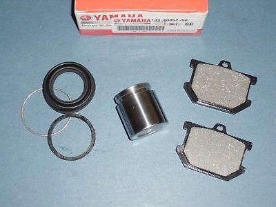 Yamaha Xs 1100 Xj 650 Pinza Freno Kit Riparazione Pistoni Freno Brake Piston Pads-
