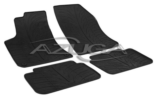 ab 2014 VW PASSAT B8 Gummimatten Fußmatten MIT HOHEM RAND passt für 4-teile