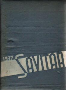 College-Yearbook-University-Of-Missouri-Savitar-1937