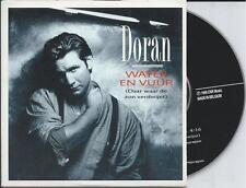DORAN - Water en vuur (daar waar de zon verdwijnt) CD SINGLE 2TR 1995 BELGIUM