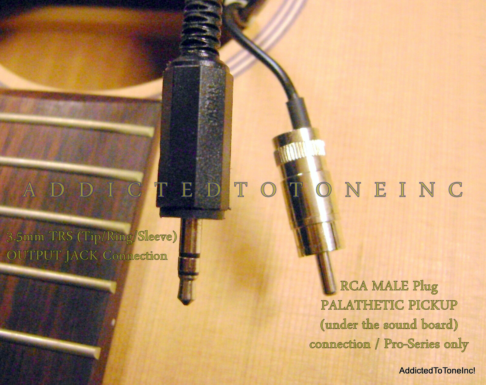 Takamine Ctp2 Rev 6 Cool Tube Preamp For Electric Acoustic Guitar Output Jack Wiring From P7dc Ebay