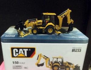 1-50-DM-Caterpillar-Cat-420F2-IT-Backhoe-Loader-Tractor-Diecast-Model-85233-Vehi