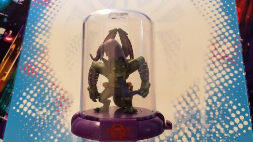 Marvel Spider-Man Green Goblin Domez Mini Figure dans le Spider-verse Zag Toys